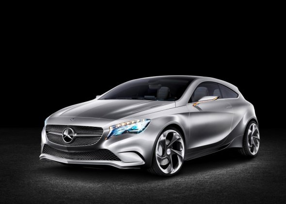2011 Merceded-Benz A-class concept